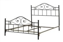Hillsdale Furniture Harrison Bed Set, King, Texture Black