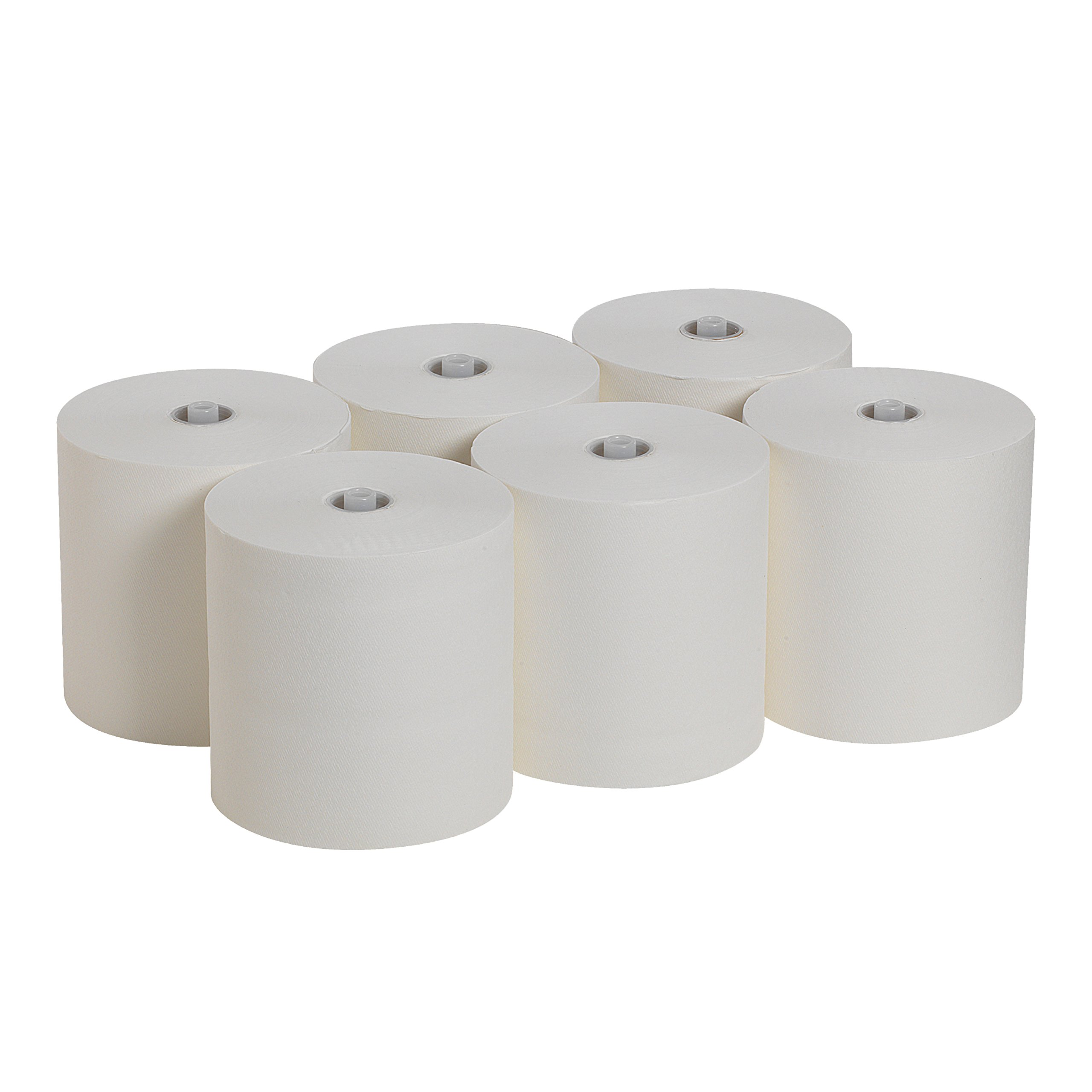 """Pacific Blue Ultra 8"""" High-Capacity Recycled Paper Towel Roll by GP PRO (Georgia-Pacific), White, 26490, 1150 Feet Per Roll, 6 Rolls Per Case"""