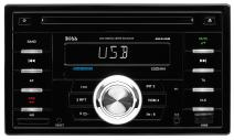 BOSS Audio Systems 824UAB Double-DIN CD MP3 Player Receiver, Bluetooth, Wireless Remote