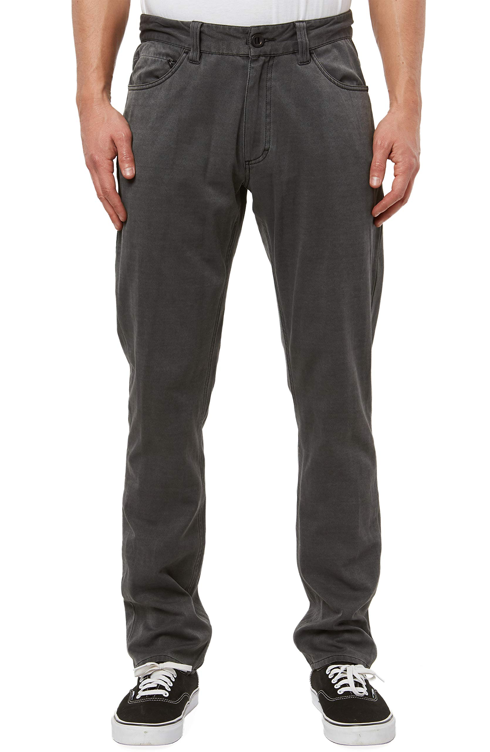 O'NEILL Men's Slim Fit 5 Pocket Hybrid Pant