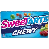 SweeTARTS Mini Chewy Candy Video Box, 3.75 Ounce (Pack of 12) (79200504588)