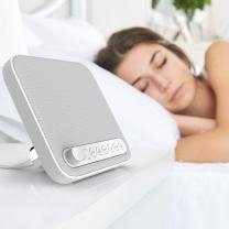 Pure Enrichment Wave Sleep Therapy Sound Machine Ð 6 Soothing Sounds Including White Noise