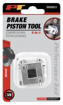 Performance Tool W80621 3/8-Inch Drive Disc Brake Piston Tool