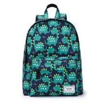 Gonex Toddler Backpack Kids Schoolbag Bookbag Preschool Backpacks Children Bag Gift for Kids Boys Kindergarten Elementary School Outing Dinosaur Pattern