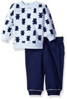 Little Me Baby Boys' Sweatshirt and Pant Set