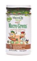 Jr. Coco Greens 64 Day Macrolife Naturals 7 oz Powder