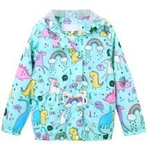Welity Girls' Lightweight Hoodie Jacket