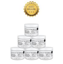 POWERFUL Acne Cream - 1% Salicylic Acid! 400% STRONGER than regular acne creams. Clinically proven to give better results, faster. 120ml (6 Jars)