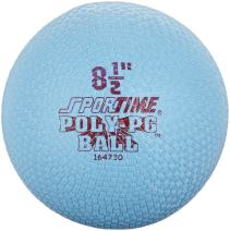 Sportime Poly Playground Ball - 8 1/2 inch - Blue