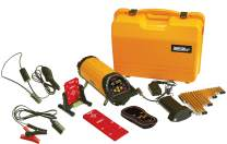 Johnson Level 40-6690 Pipe Laser, Electronic Self-Leveling Pipe Laser