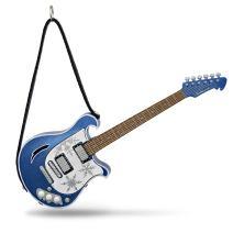 Hallmark Keepsake Christmas Ornament 2018 Year Dated, Free Bird Guitar With Music