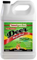 I Must Garden Deer Repellent Concentrate – 1 Gallon: Mint Scent Deer Spray for Plants – Natural Ingredients - Makes 10 Gallons, Covers 40,000 sq. ft.