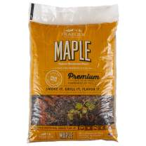 Traeger Grills PEL308 Maple 100% All-Natural Hardwood Pellets Grill, Smoke, Bake, Roast, Braise and BBQ, 20 lb. Bag