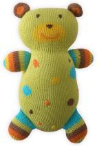 Joobles Fair Trade Organic Stuffed Animal - Huggy The Bear