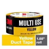 Scotch Painter's Tape 3920-YL Duct Tape Multi-Purpose, 20 Yards, Yellow