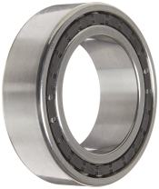 SKF NN 3014 KTN/SPW33 Cylindrical Roller Bearing, Double Row, Removable Outer Ring, Tapered Bore, Standard Capacity, Special Tolerance, Lube and Groove Holes, Polyamide/Nylon Cage, Normal Clearance, Metric, 70mm Bore, 110mm OD, 30 mm Width