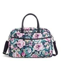 Vera Bradley Iconic Lay Flat Weekender Bag