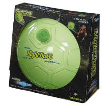 Nightball Tangle Creations Light Up Soccer Ball (Size 5, Green)