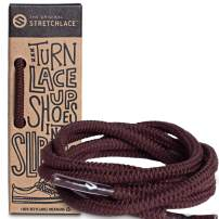 The Original Stretchlace | Elastic Shoe Laces | Round Stretch Shoelaces