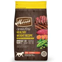 Merrick Grain Free Healthy Weight Dry Dog Food Recipes