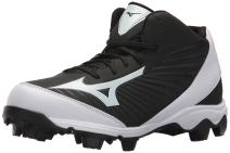 Mizuno (MIZD9 Men's 9-Spike Advanced Franchise 9 Molded Baseball Cleat-Mid Shoe