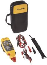 Fluke 772 Integrated Milliamp Process Clamp-Meter, 100mA DC, 0.01mA Resolution, Conductors to 4.5mm, Voltage Measurement