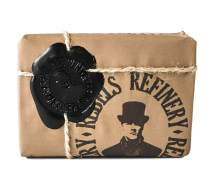 Rebels Refinery Wealth of Man Organic Oil Bar Soap for Men – Activated Charcoal Helps Exfoliate Skin – Organic Coconut & Palm Oils and Soy Protein Rejuvenates Normal, Dry and Sensitive Skin