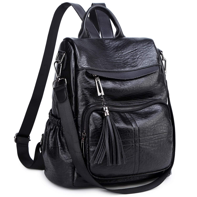 Backpack Purse Women Ladies Fashion Casual Lightweight Shoulder Bag Travel Daypack