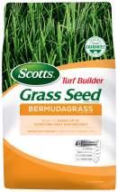 Scotts 18353 Turf Builder Grass Seed Bermudagrass, 5 lb.