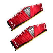 XPG Z1 DDR4 2400 MHz (PC4 19200) 16GB (2x8GB) Memory Modules, Red (AX4U240038G16-DRZ)