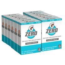 Gatorade G Zero Powder, Glacier Freeze, 0.10oz Packets (120 Pack)