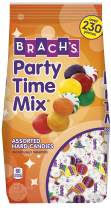 Brach's Party Time Assorted Hard Candy Mix, 3 Lb Bulk Bag Individually Wrapped