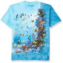 Liquid Blue Men's Tropical Reef T-Shirt
