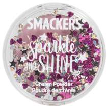 Lip Smacker Sparkle & Shine Cream Powder, Twlight Sparkle, 0.14 Ounce, Highlighter, Blush, Eyeshadow