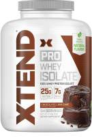 Scivation XTEND Pro Protein Powder Chocolate Lava Cake | 100% Whey Protein Isolate | Keto Friendly + 7g BCAAs with Natural Flavors | Gluten Free Low Fat Post Workout Drink | 5lbs