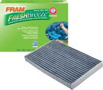 FRAM CF11177 Fresh Breeze Cabin Air Filter with Arm & Hammer
