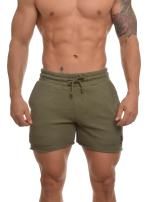 YoungLA Men's Bodybuilding Gym Workout Shorts 102