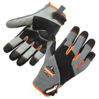 ProFlex 710 Heavy Duty Work Glove, Reinforced Fingertips, Padded Palm, X-Large