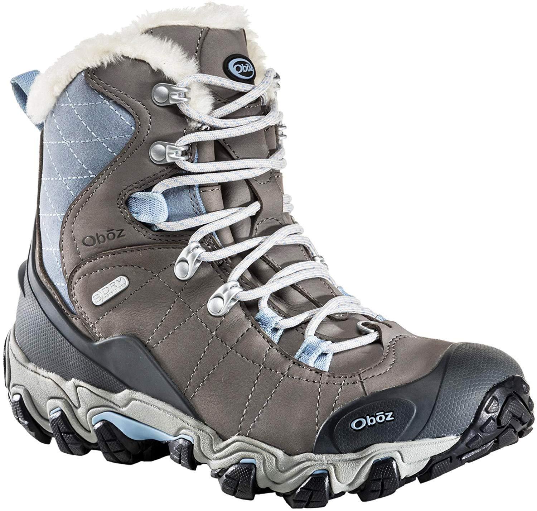 "Oboz Bridger 7"" Insulated B-Dry Hiking Boot - Women's"