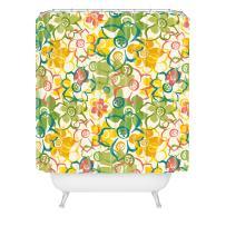 """Deny Designs Heather Dutton Bouquet Shower Curtain, 69"""" x 72"""""""