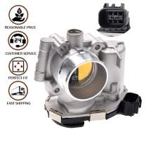 MUSCOLOTECH Original Equipment Fuel Injection Electronic Throttle Body For CADILLAC ELR 2014-2016 CHEVROLET VOLT 2011-2015 Replaces OE# 55562270 TB1276 0280750482 V40810023