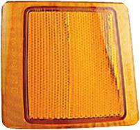 Dorman 1650134 Front Driver Side Upper Side Marker Light Assembly for Select Chevrolet Models