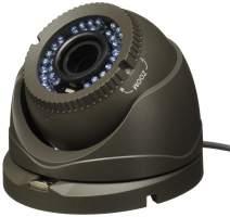 AVUE 1080P Full HD HD-TVI 2.8-12mm Lens Varifocal Gray Turret Camera, Indoor/Outdoor Camera, 120ft IR Distance, 12V DC, IP66 Weatherproof, Vandal proof, CMOS Image Sensor