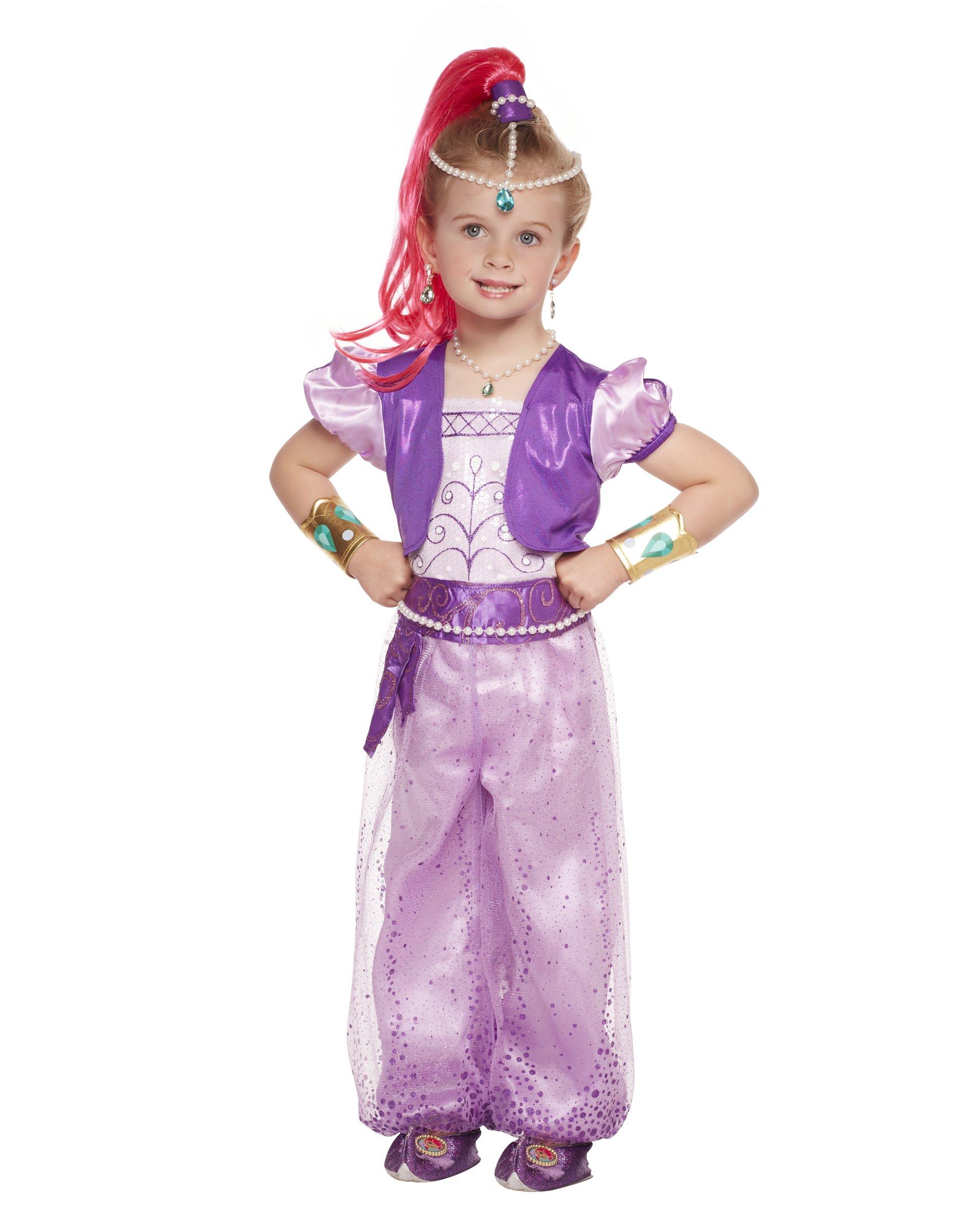 Spirit Halloween Toddler Shimmer and Shine Costume Deluxe - Shimmer