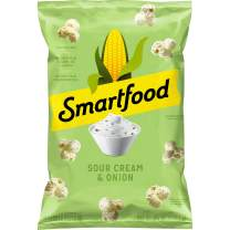 Smartfood Popcorn, Sour Cream & Onion, 6.25 Ounce Bag