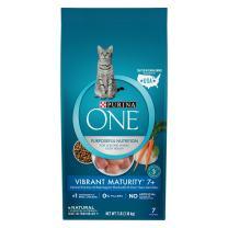 Purina ONE Vibrant Maturity Senior 7+ Adult Dry Cat Food