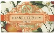 AAA by Somerset Bar Soap, European Made Hand Soap - Orange blossom