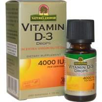 Natures Answer Liq Vitmn D3 Drop 4000iu