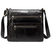 Jair Crossbody Bags Designer Purse Leather Messenger Bag for Men Travel