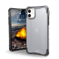 UAG Designed for iPhone 11 [6.1-inch Screen] Plyo Feather-Light Rugged [Ice] Military Drop Tested iPhone Case